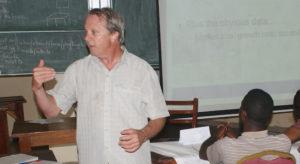 Brad Poulos Teaching - Cannabis Business Expert