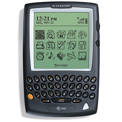 Vintage Blackberry