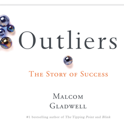 "Outliers - one of Brad's top ""Must Read"" Business Books"