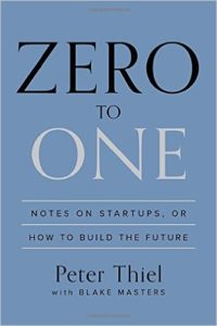 zero to one - must read business book