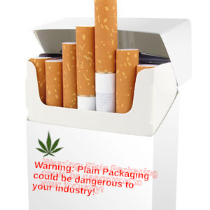 Plain Packaging Bad for Cannabis Branding
