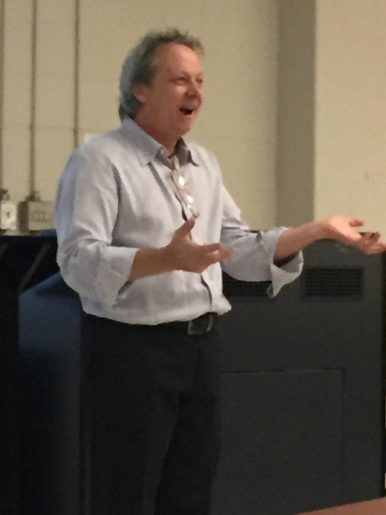 Brad Poulos - Ryerson Entrepreneurship Professor