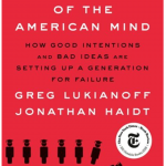 Book Cover of Coddling of the American Mind