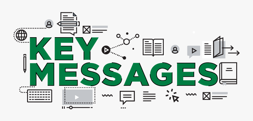 Key Messages graphic