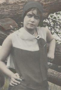Picture of Brad's Grandma Naomi
