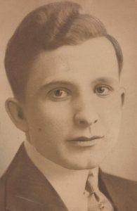 Picture of John Poulos Brads Grandpa